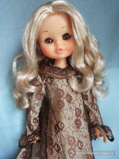 Восхитительная итальянская, винтажная кукла Furga / Куклы детства / Шопик. Продать купить куклу / Бэйбики. Куклы фото. Одежда для кукол