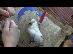 How to Needle Felt Song Birds: Part 3 by Sarafina Fiber Art Felted Wool Crafts, Felt Crafts, Needle Felted Animals, Felt Animals, Fotografia Tutorial, 3d Figures, Felt Pictures, Felt Roses, Needle Felting Tutorials