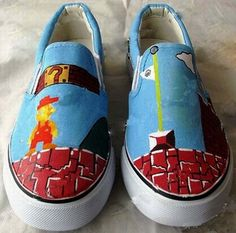 Painted shoes   Hand-Painted Shoes (WD-219) - China Hand-Painted Shoes, Comfort Shoes
