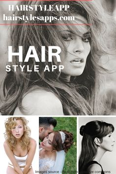 Trendy Hairstyles, Your Hair, App, Hair Styles, Image, Hair Plait Styles, Latest Hairstyles, Hair Makeup, Apps