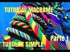 Macrame Bracelet Tutorial, Macrame Bracelets, Techniques Textiles, Bracelet Knots, Macrame Projects, Macrame Knots, Loom Beading, Crafts To Do, Paracord