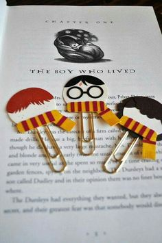 harry potter, book, and diy resmi