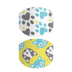 Raining Cats and Dogs Jamberry Nail Wraps $15 Buy 3 Get 1 Free Spend $50 or more on my site and receive a free 1/2 wrap from my inventory