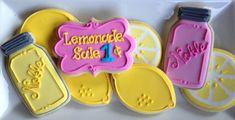Lemonade Party ⚜ cookies