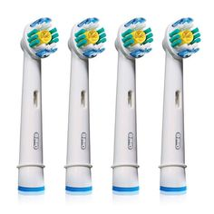 Насадка для зубных щеток Oral-B 3D White (4 шт) или какие-нибудь аналогичные