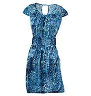 mark Graphic Print Dress