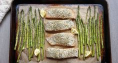 Recipe for sheet-pan salmon quick for weeknight eating and versatile enough that you can swap out ingredients.