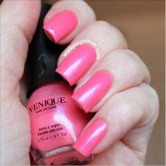 Loving these pink nails form work / play / polish!! http://www.facebook.com/workplaypolish?ref=stream