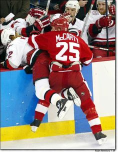 Darren McCarty, 2002 Stanley Cup Finals