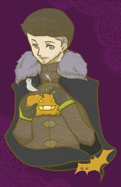 Halloween Petyr Baelish. By bee_wa