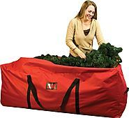 Artificial Christmas Tree Storage Bag | Santa's Bags SB-10100 7-1 ...