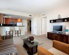 Hilton Fort Lauderdale Beach Resort Hotel, FL   Spacious 2 Bedroom Suite