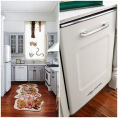 Here are 8 Tips for a Radiantly Clean Dishwasher! Oh, and we almost forgot to mention that Big Chill dishwashers are Energy Star efficient and available in over 200 custom color options. Dream kitchen, here we come!