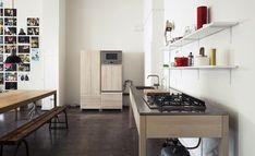 Handmade Finnish kitchens by Carpenter Collective | Scandinavian Deko.