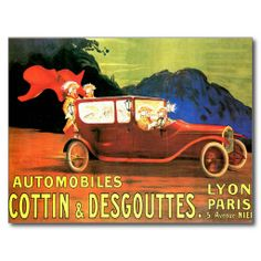 =>>Save on          	Cottin & Desgouttes ~ Vintage French Motor Car Ad Post Cards           	Cottin & Desgouttes ~ Vintage French Motor Car Ad Post Cards online after you search a lot for where to buyDiscount Deals          	Cottin & Desgouttes ~ Vintage French Motor Car Ad Post Ca...Cleck link More >>> http://www.zazzle.com/cottin_desgouttes_vintage_french_motor_car_ad_postcard-239123873836011939?rf=238627982471231924&zbar=1&tc=terrest