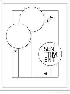 2-1-15. Blog: Sunday Sketch | Anna-Maria - Scrapbooking Kits, Paper & Supplies, Ideas & More at StudioCalico.com!