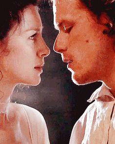 1x07 The Wedding #Outlander