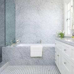 a spa retreat at home.  #fashionablehome #spabathroom #seyiedesign #masterbathroom #spa #glamor #contemporarydesign #luxuryliving #fashionmeetsfunction #interiorbranding #chicdesign #Beverlyhills #whitebathroom