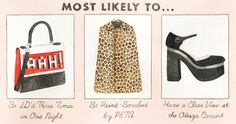 Most likely to win a spot in your fall wardrobe. http://www.thecoveteur.com/likely-win-spot-fall-wardrobe/