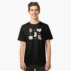 'Dancing pallbearers of Ghana' Classic T-Shirt von Ccbbtr Hellsing Alucard, My T Shirt, V Neck T Shirt, Tee Shirts, Tees, Ghana, Elite 3, Vintage T-shirts, Shirts