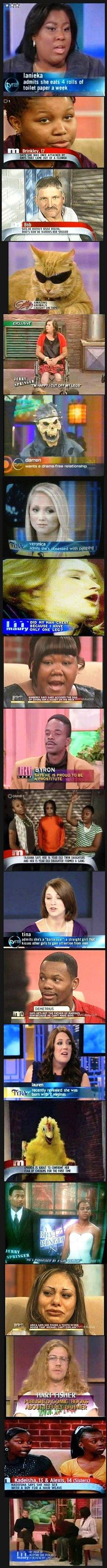 The Best Of Daytime Television