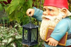 How to Create Garden Gnomes (19 Steps)