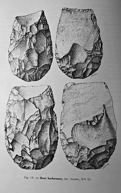 The forgotten Paleolithic heritage of Tunisia   Aggsbach's Paleolithic Blog