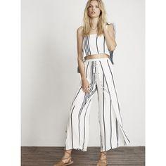 Faithfull The Brand 'Montero Pant Del Rio Stripe'  Pants | Shop Splash