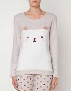 Fleece top with animal patch - NEW IN! - United Kingdom