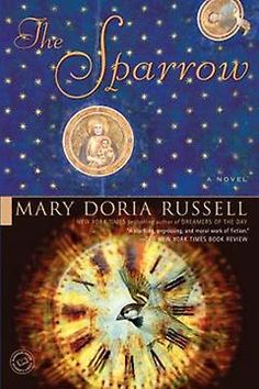 Ever since my mom gave me Mary Doria Russell's The Sparrow, I reread it all the time--including at a sci-fi reading series. As a Catholic school survivor, I appreciate the commentary on religion and colonialism. [Natalie]