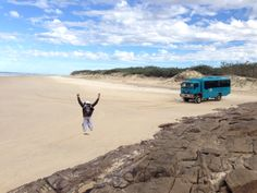 Just happy to be out and about on the world's largest sand island  #fraserexplorer #fraserisland #queensland #australia www.fraserexplorertours.com.au