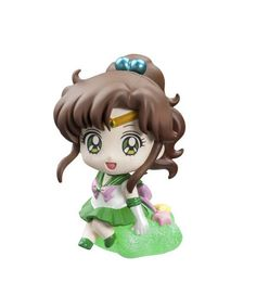 Sailor Moon Petit Chara Land Pretty Soldier Trading Figure 6 cm Sailor Jupiter
