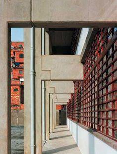 Estúdio 6 Arquitetos: Escola FDE, São Paulo