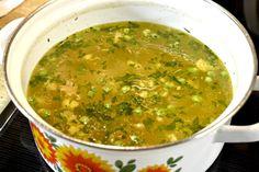 Zlatý kuřecí vývar Soup, Ethnic Recipes, Diet, Soups