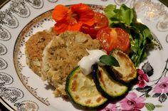 VegeGuláš: Kalerábová baba bez vajec a lepku Grains, Rice, Food, Meal, Essen, Hoods, Meals, Eten, Korn
