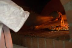 Enjoy a delicious #WoodFiredPizza at our #Restaurant nestled comfortably in the #Winelands.