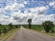 """""""The road towards Bulawayo is decent, we can say that even very, very decent and there is almost no traffic."""""""