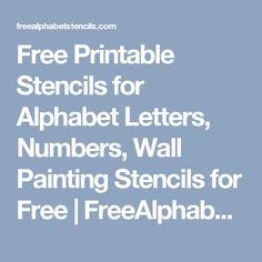 Best Images Of Large Printable Font Templates  Disney Font