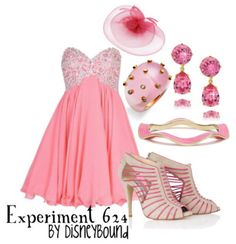 Disneybound: Experiment 624 from lilo and stitch Disney Bound Outfits, Disney Dresses, Disney Clothes, Disney Inspired Fashion, Disney Fashion, Cute Dresses, Cute Outfits, Character Inspired Outfits, Themed Outfits