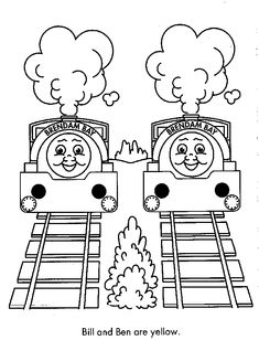 thomas the train coloring pages - Google Search | Thomas the Train ...