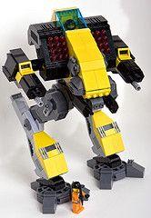 Vulture (pinto4402) Tags: lego mechwarrior mech battletech heavymech