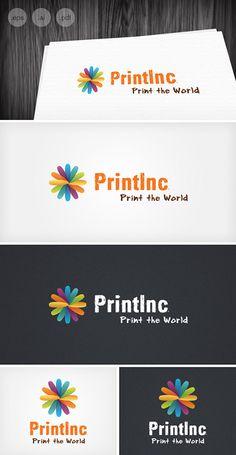 Free logo - PrintInc