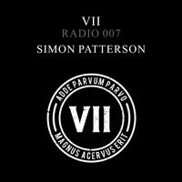 VII Radio 007 - Simon Patterson by VII on SoundCloud