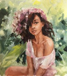 Art of Nicole Perez #oilpainting #painting #artwork
