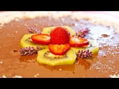 Tort raw de ciocolata si menta - Ligia's Kitchen - YouTube