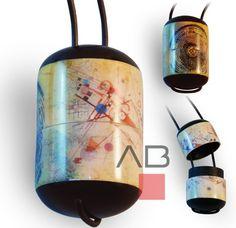 Polymer Clay Jewelry - Ana Belchi's polimer clay jewelry / Daily Art Muse