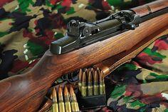 M1 Garand: American rifle of World War II and Korea