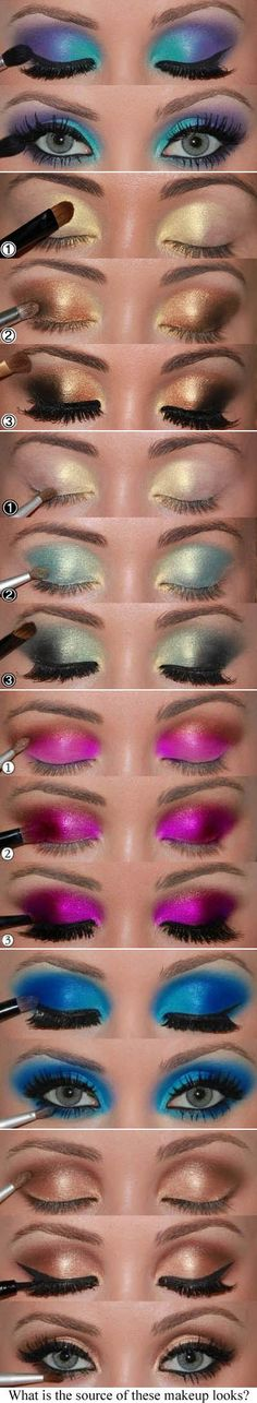 Makeup Tutorials. #Gawjus #MakeUpIdeas #MakeUpTips #ILoveMakeup #BeautyTips #BeatFace #HowToDo