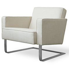 37 White Modern Accent Chairs for the Living Room decorative chairs for living room - Living Room Decoration Modern Armchair, Modern Chairs, Modern Furniture, Furniture Chairs, Comfortable Accent Chairs, Layout, Club Chairs, Lounge Chairs, Living Room Chairs