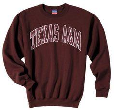 TAMU sweatshirt